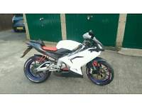 Aprilia rs 125 full power (motocross bike swap)
