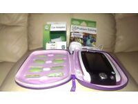 Leappad 2 Explorer + 10 Games + Case + In Car Charger + Box + CD Rom + Headphones