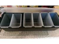 Storage compartment/ organiser