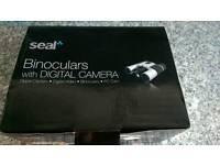 SEAL binoculars with digital camera