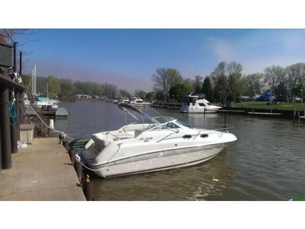 Used 1998 Sea Ray Boats 240 Sundancer
