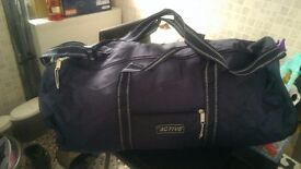 Large holdal travel /sport bags X 3