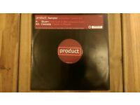 Product Recordings Limited Edition Sampler Split 12 inch Vinyl Single feat. Stuart & Cascada
