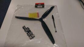EMP 3 Blades Electric Propeller 15x8