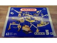 Meccano early 90s original construction set