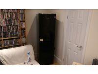 Daewoo DFF470SB Fridge Freezer (Black) - Excellent Condition