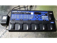 Boss ME-8 Multi Effects and Power Supply
