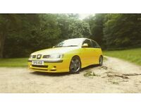 **reduced** urgent ** Rare ibiza cupra R** not golf audi saxo mini astra honda