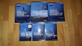 Microsoft MCSE Server / Networking Admin Books Bundle