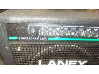 Laney Linbacker 50 Reverb Base Amp