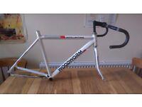 Lightweight Alumnium Road Bike Frame Size (S)