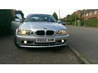 Bmw 318ci coupe breaking 2002