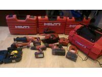 Hilti-Full tool kits