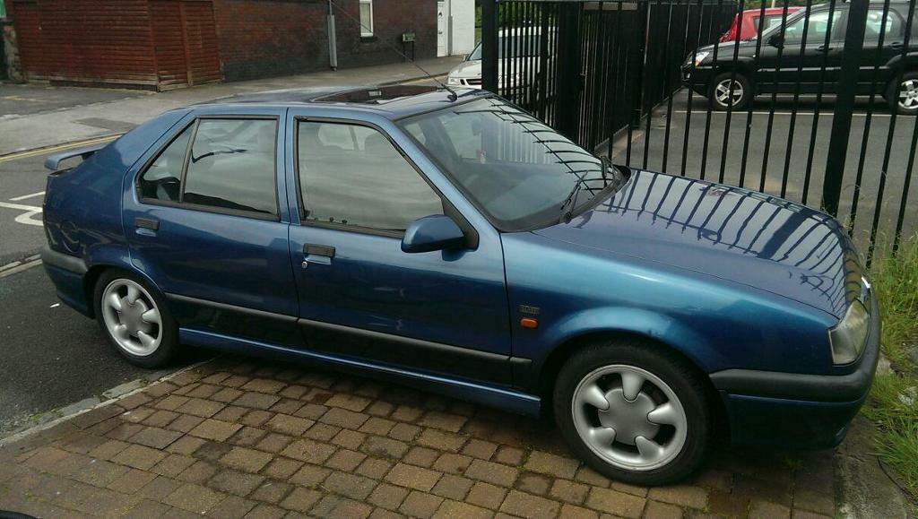 1994 renault 19 1 9l td in stoke on trent staffordshire gumtree. Black Bedroom Furniture Sets. Home Design Ideas
