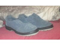 Brand new steeltoe workshoes 14/48 with box never warn