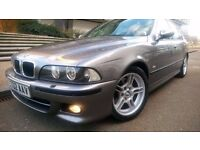 2002 BMW 530D M-Sport 1 Owner from new, Full BMW service