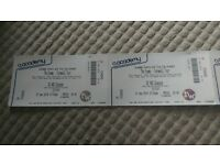 2 Tickets for the Enemy - Glasgow O2 ABC - 21st September
