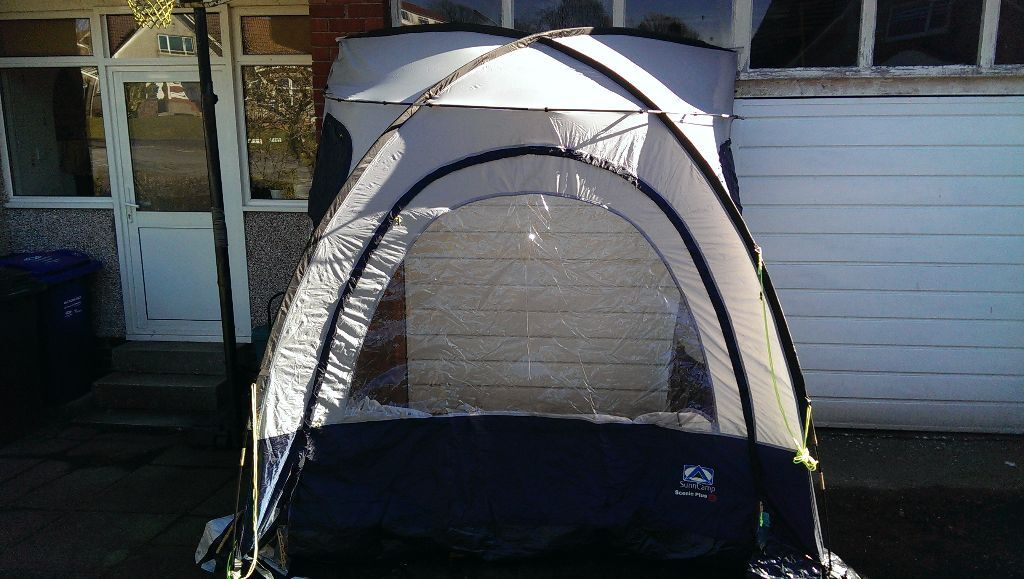 SunnCamp Scenic Plus FR Porch Awning