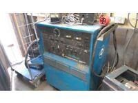 Miller Syncrowave 300P AC/DC Pulse Water Cooled Tig Welder, 415v 3 phase