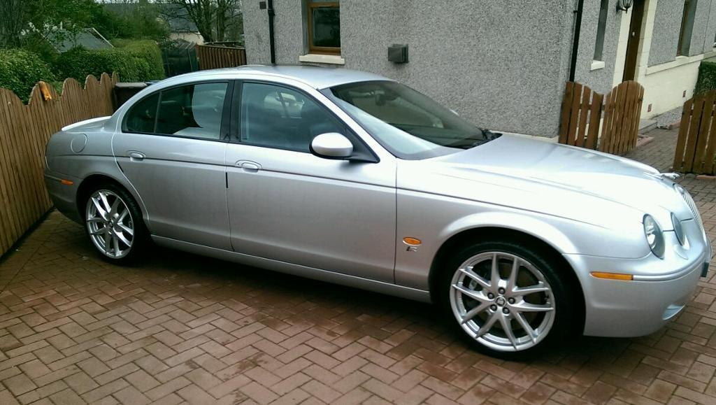 jaguar s type r v supercharged stratstone in airdrie north jaguar s type r 4 2 v8 supercharged stratstone