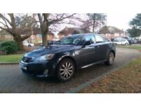 2006 LEXUS IS 220D SE heat/cool Leather 12month MOT keyless start high spec model is220d avensis d4d