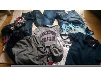 Bundle men's clothes size S / M