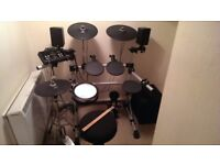 Yamaha DTX550K Electronic/Electric/Digital Drum Kit/Set Bundle (RRP £2,100) - *Delivery available*