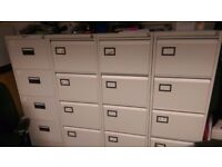 4 Drawer Office Filing Cabinets