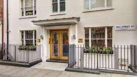 Studio flat in Hill Street, London