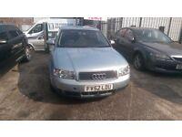 Audi a4 2002 1.9 tdi pd130