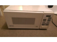 Thorn White Microwave in Good Working Order