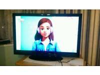 "40"" Technika full HD LCD TV hdmi built-in freeview"