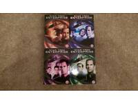 Star Trek Enterprise DVD's - Seasons 1-4