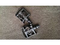 Shimano m324 combination pedals used in good condition