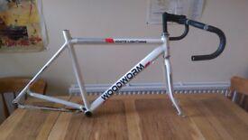Aluminium Road Bike Frame, Superlight