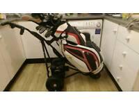 Powakaddy Freeway Golf Trolley