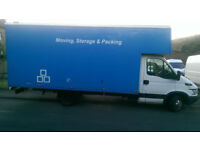 IVECO DAILY2.8 turbo 16'6'' LUTON van £3500ono 3.5t V large May 18 MOT. Good runner.
