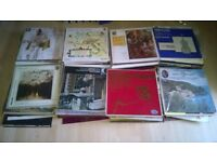 Lot of over 200 classical vinyl albums Decca, Philips, Archiv Produktion, Columbia, HMV etc
