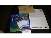 England v Bangladesh Cricket Tickets (in hand & ready to send) at The Oval, London, June 1st