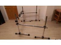 Gibraltar Chrome Full 3-sided Drum Rack