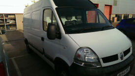 Renault Master 2.5TD DCI MWB(HIGH ROOF)