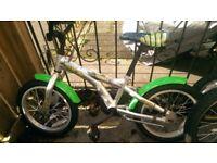 Kids Bike 16 in Wheels