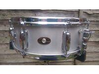 Slingerland 140 aluminium snare drum 60's