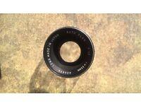 Auto Flex Japan f=55mm 1:1.7