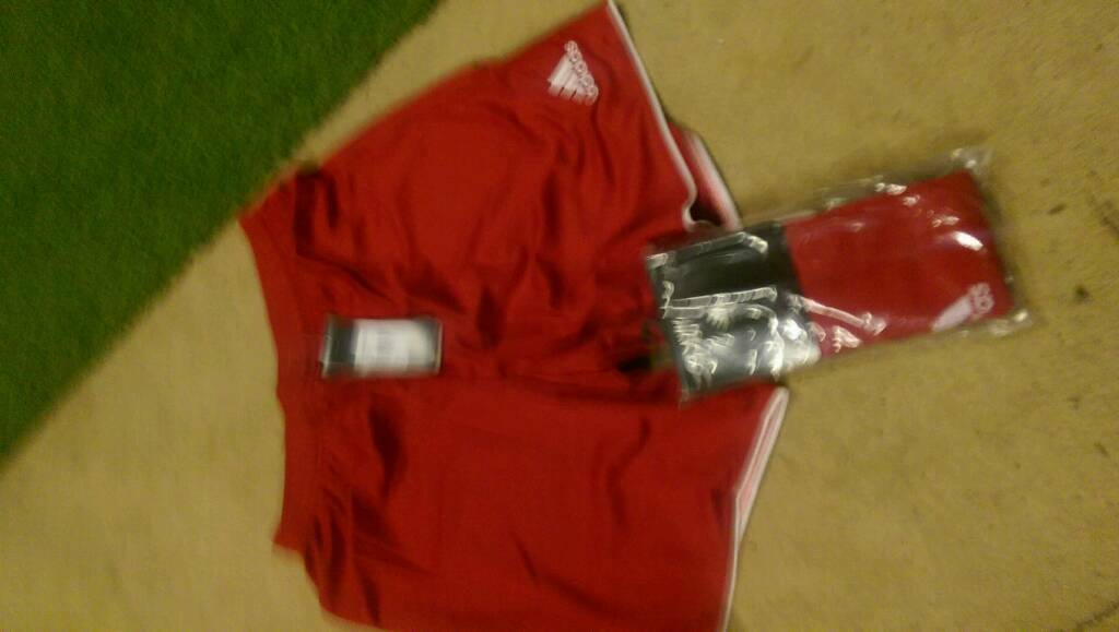 Adidas shorts and socks mens largein South Queensferry, EdinburghGumtree - Adidas parma shorts and socks, 16 of each, mens large, brand new, never used. Ideal for training kit or add a top to make a full kit