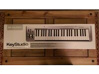 M-AUDIO KeyStudio 49-Note USB Keyboard Controller (Pro Tools, Logic etc.)