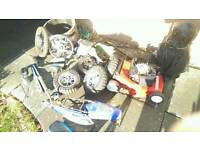 Pit bike mini bike parts