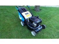Mac Allister SELF PROPELLED Petrol Lawnmower, Briggs+Stratton engine, excellent mower FULLY SERVICED