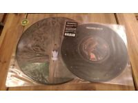 The Mars Volta 'The Widow' & 'The Bible And The Breathalyzer' Limited Edition Picture Disc Vinyl
