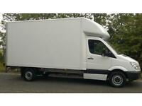 RELIABLE MAN & VAN FROM £25/hr.LUTON VAN WITH TAIL LIFT.AFFORDABLE REMOVAL SERVICES.LONDON MAN & VAN